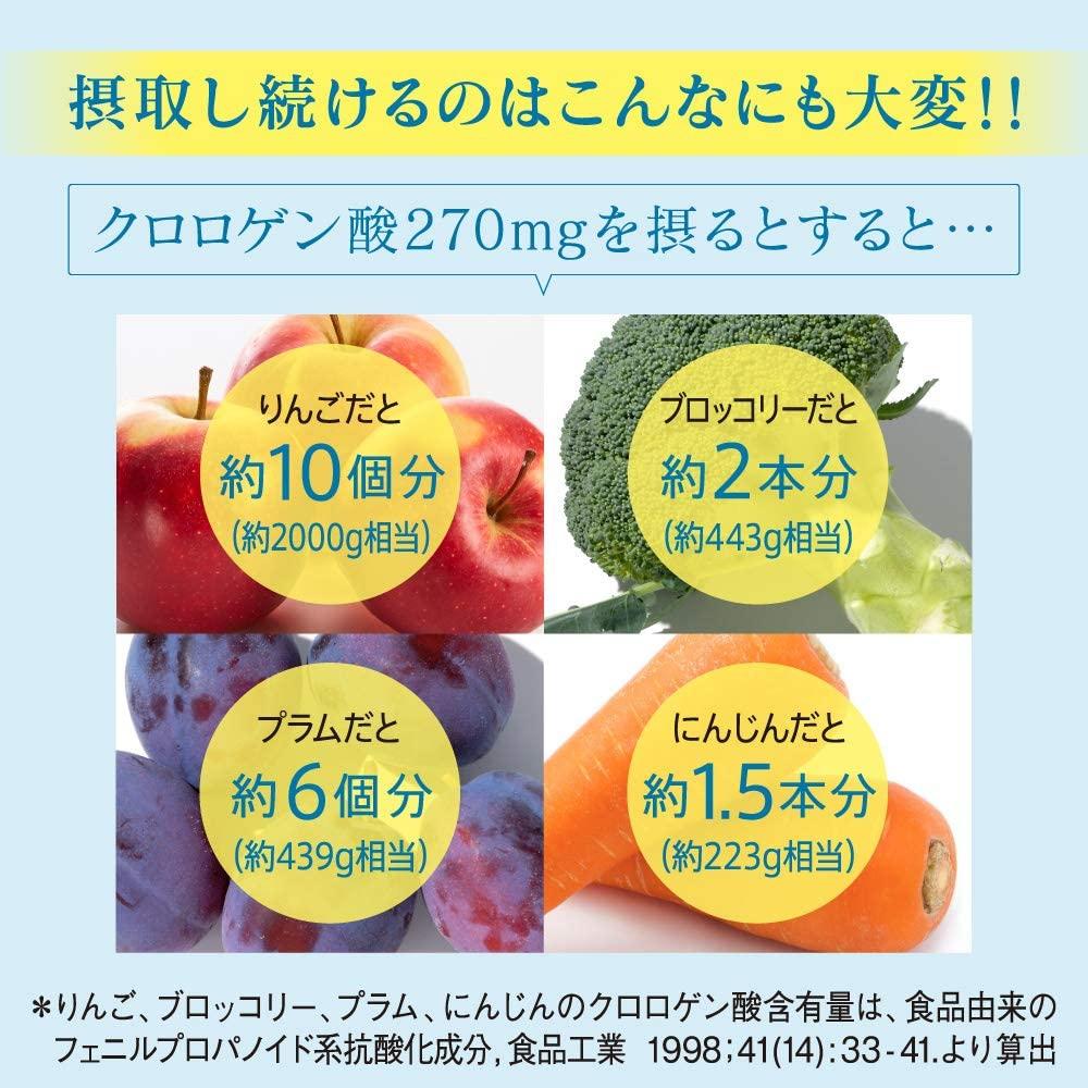 SOFINA  iP(ソフィーナ アイピー) クロロゲン酸 飲料 EXの商品画像5