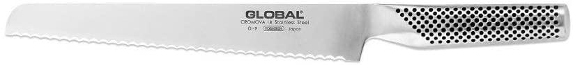 GLOBAL(グローバル) パン切り 22cm G-9 シルバーの商品画像