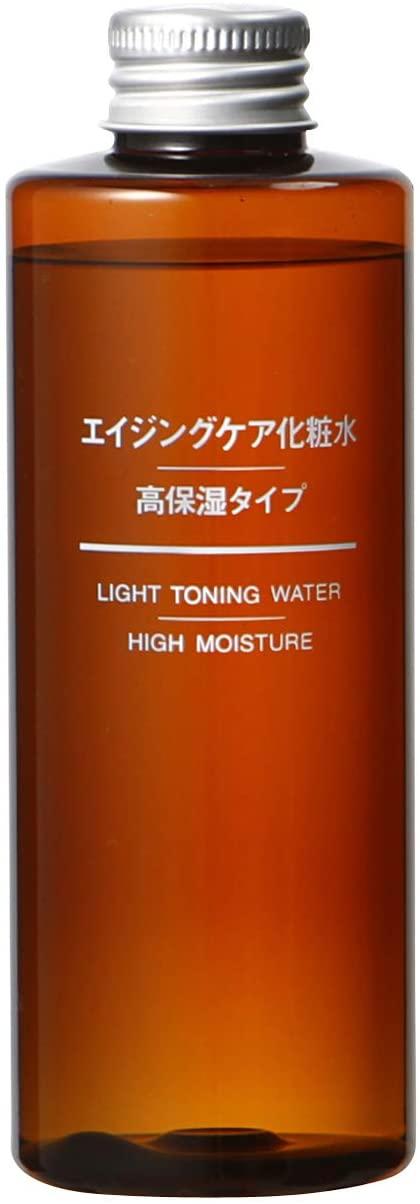 無印良品(むじるしりょうじん)エイジングケア化粧水・高保湿タイプの商品画像