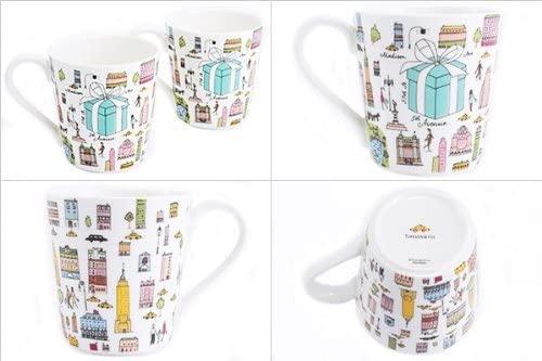 TIFFANY(ティファニー) 5thアベニューペアマグカップの商品画像2