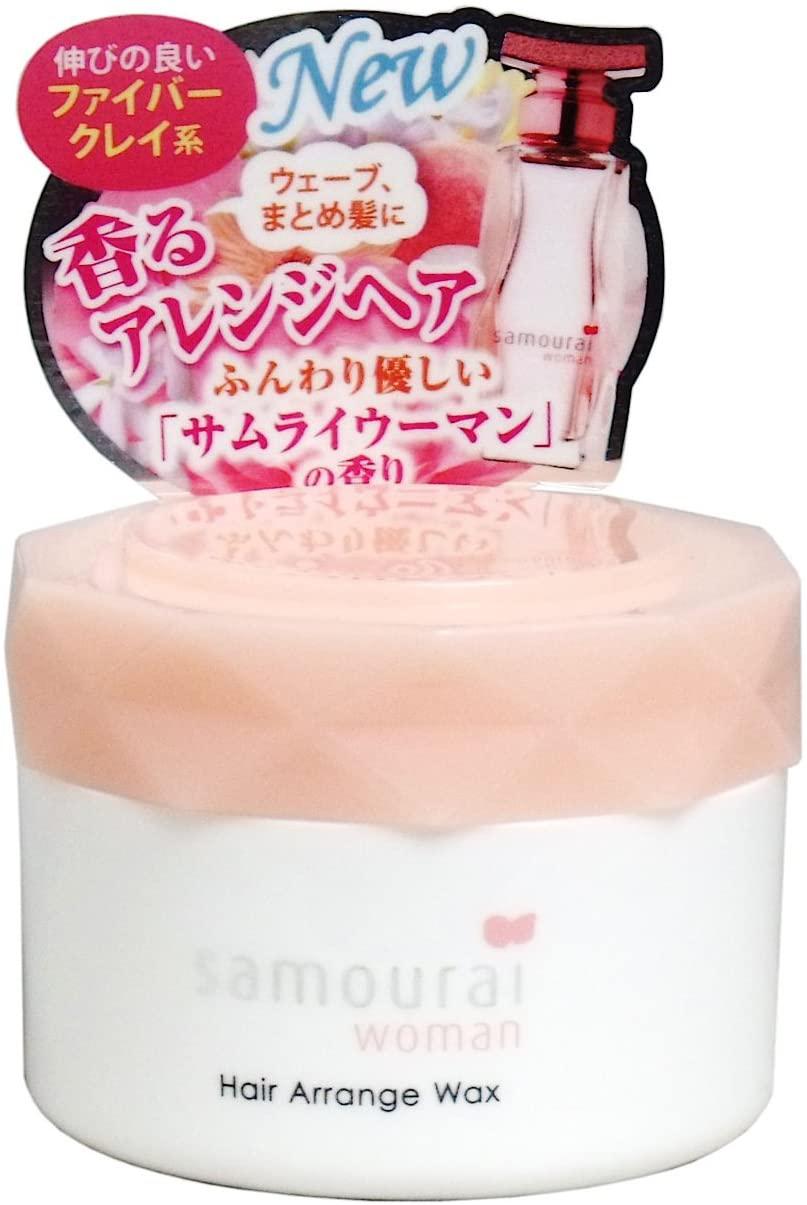 Samourai woman(サムライウーマン) ヘアアレンジワックスの商品画像
