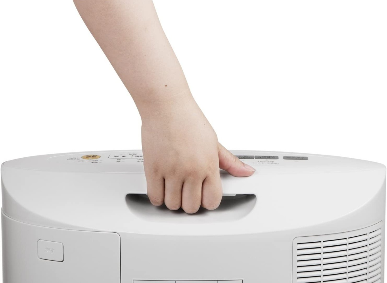 Panasonic(パナソニック) セラミックファンヒーター DS-FKX1205の商品画像4