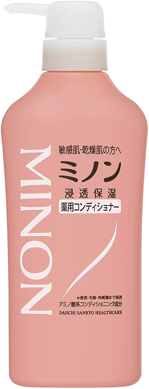 MINON(ミノン) 薬用コンディショナーの商品画像2