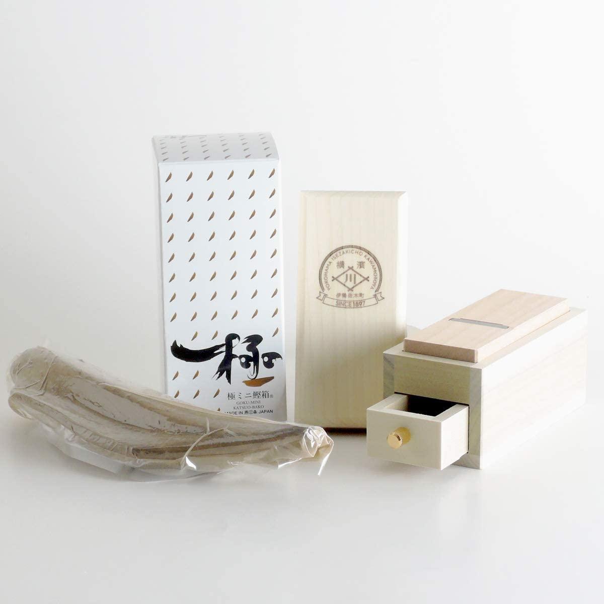川本屋茶舗 鰹節とnewミニ削り器セットの商品画像