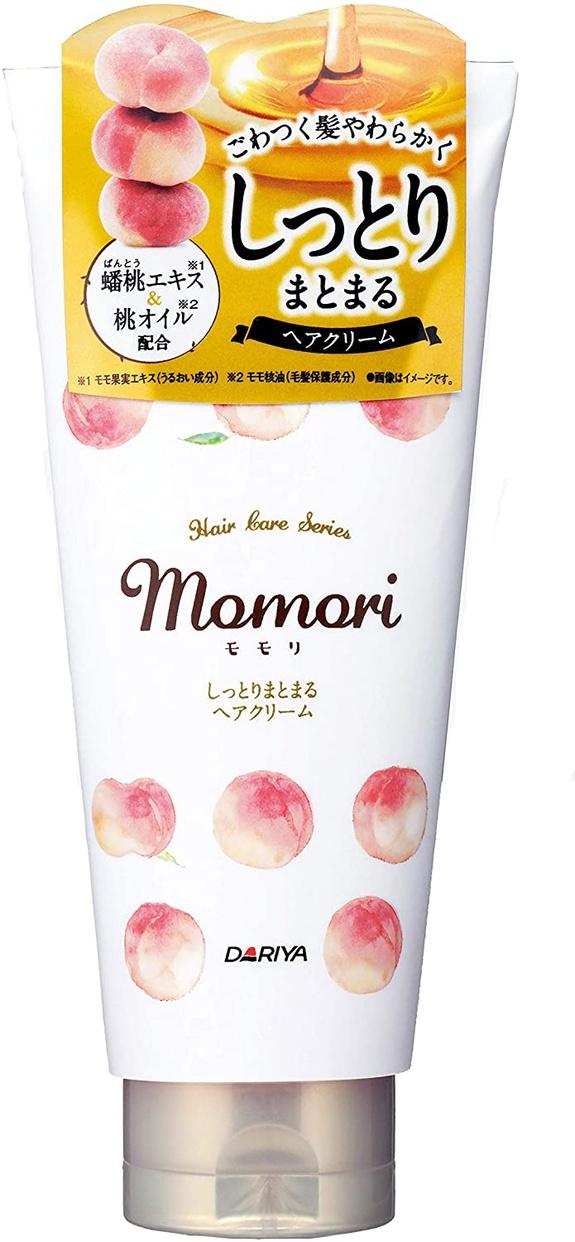 momori(モモリ) しっとりまとまるヘアクリーム
