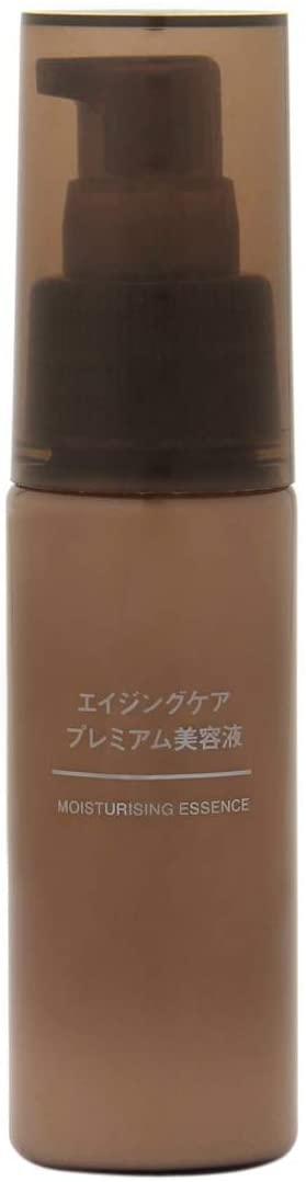無印良品(むじるしりょうひん)エイジングケアプレミアム美容液の商品画像