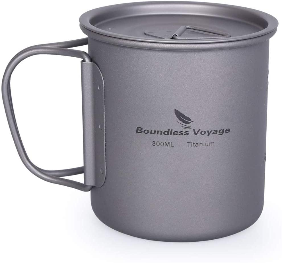 Boundless Voyage(ボンドレスボヤージュ) チタンクッカーの商品画像