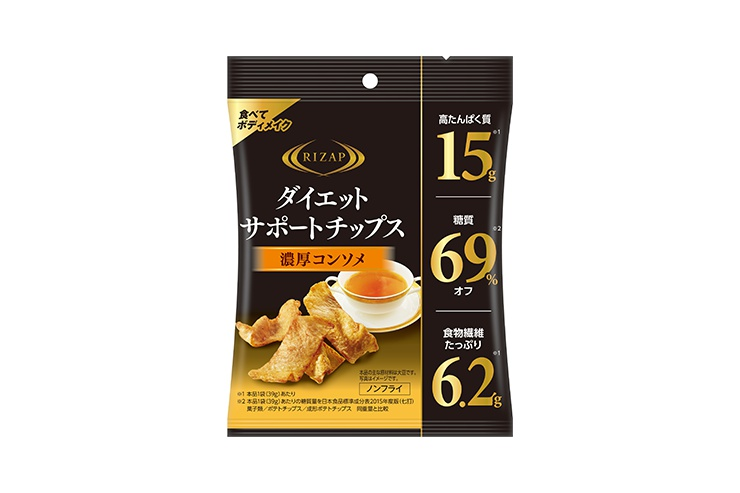 RIZAP(ライザップ) ダイエットサポート チップス