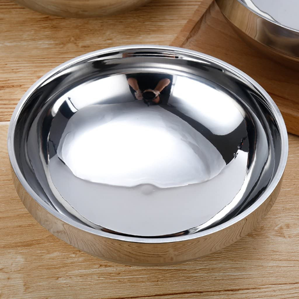 Homyl(ホミール) ステンレス ラーメン鉢 21cmの商品画像2