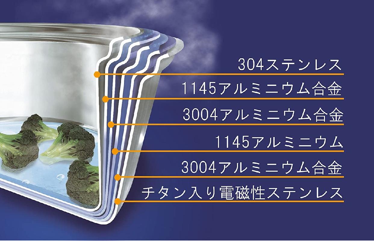 Vita Craft(ビタクラフト) ヘキサプライメタル フライパンの商品画像4