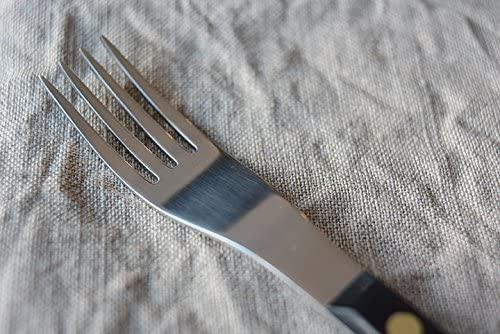 David Mellor(デビット・メラー) Provencal Black dessert forkの商品画像3