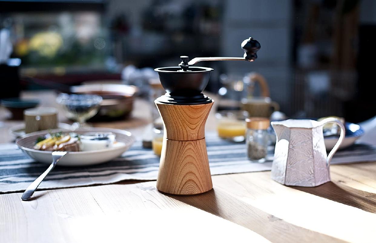 MokuNeji × Kalita(モクネジ × カリタ) コーヒーミルの商品画像2