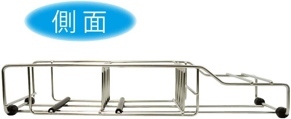 貝印(KAI) 包丁スタンド(4本用) シルバー DR5000の商品画像2