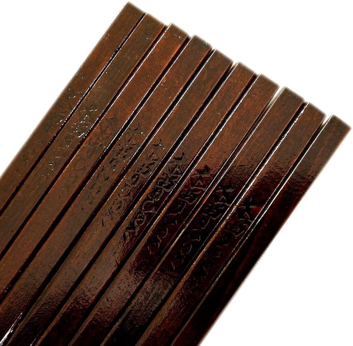 はりま屋(ハリマヤ) 木曽ひのき箸 5膳セット 22.0cmの商品画像2