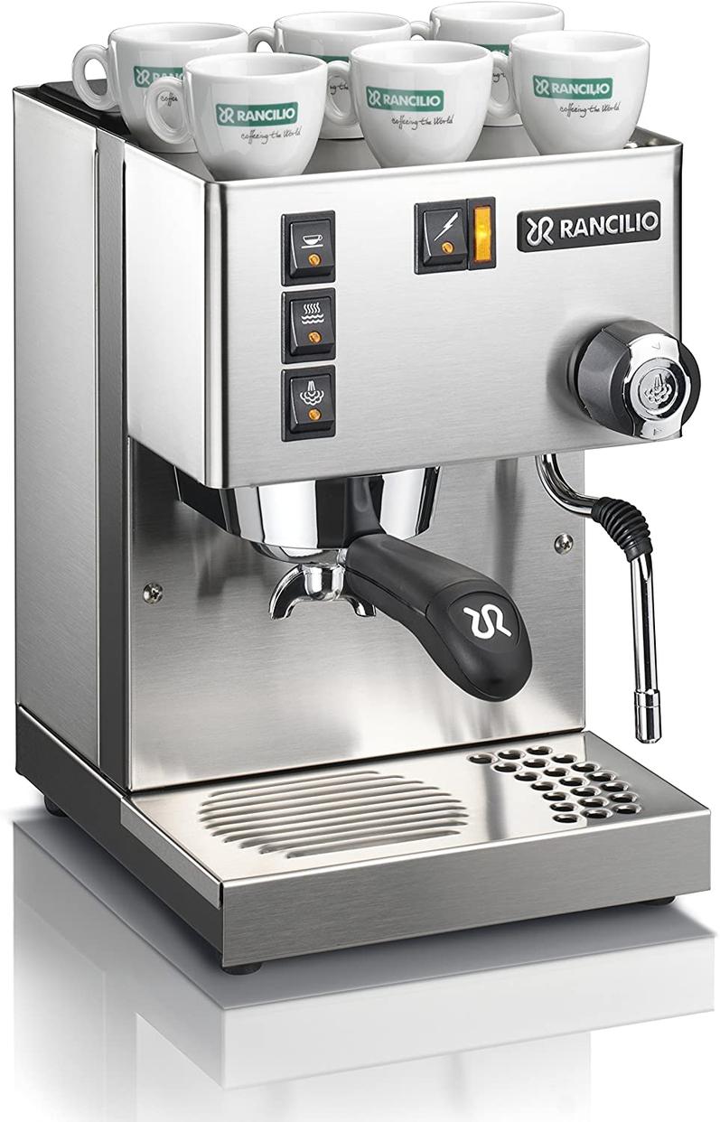 Rancilio(ランシリオ) HSD-SILVIA Silvia Espresso Machineの商品画像
