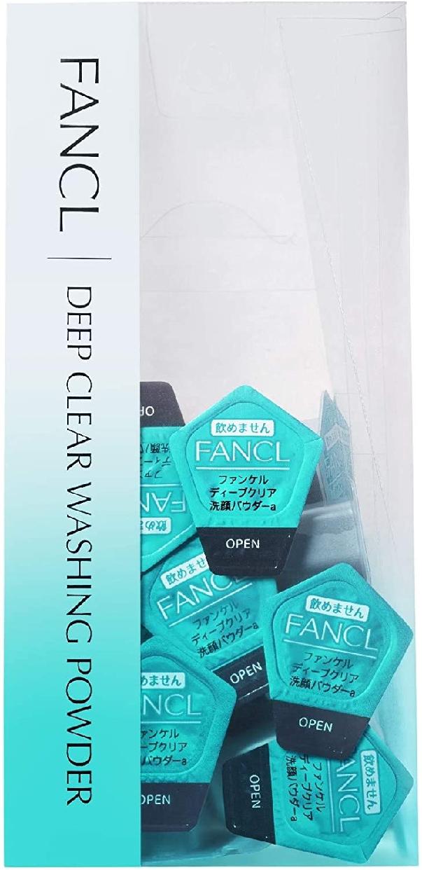 FANCL(ファンケル)ディープクリア洗顔パウダーの商品画像5