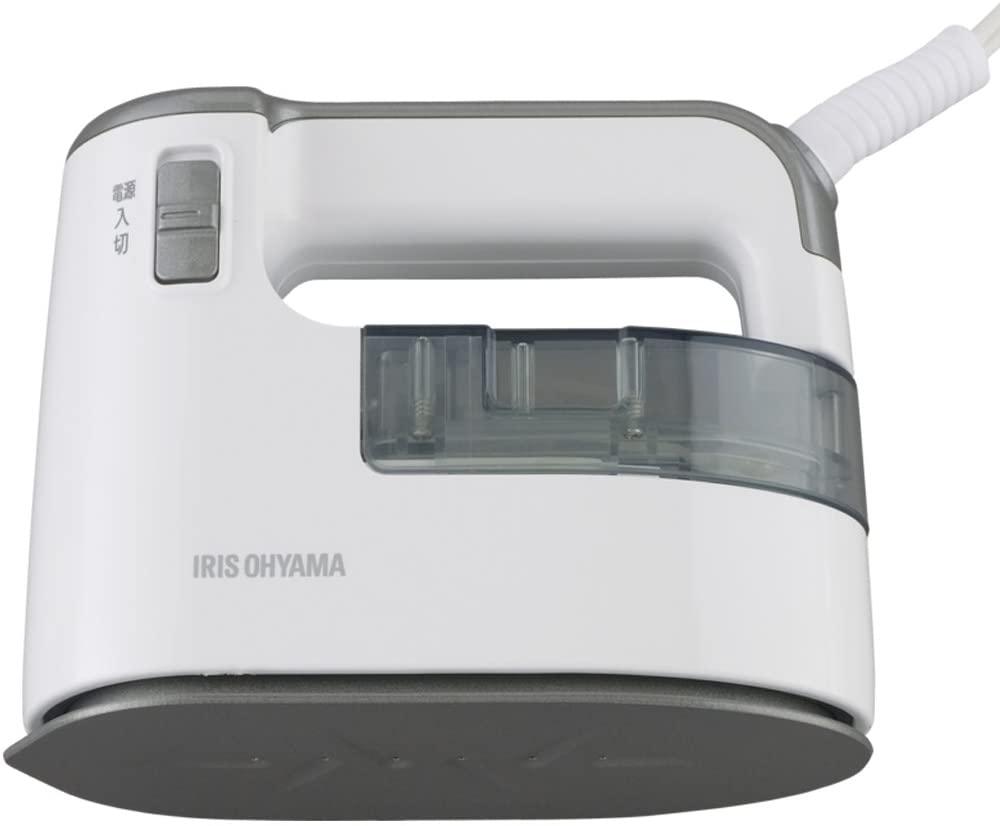 IRIS OHYAMA(アイリスオーヤマ) 衣類用スチーマー IRS-01の商品画像