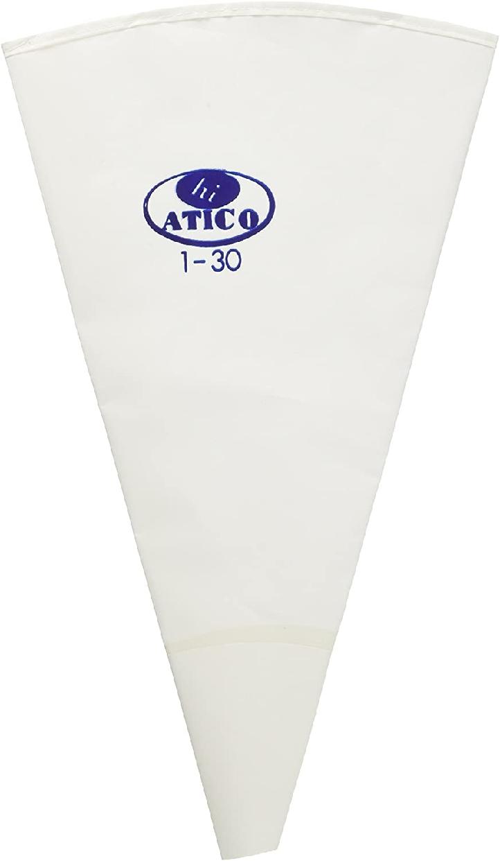 ATICO(ハイ−アテコ) NO.1 日本製 WAY01001 白の商品画像3