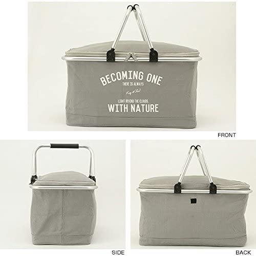confiture(コンフィチュール) ピクニックバスケットLの商品画像8