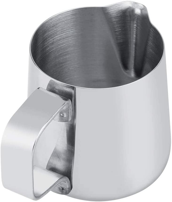 Filfeel(フィルフィール)ステンレスミルク泡立てカップ 100ml シルバーの商品画像5