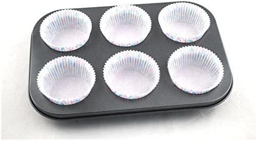 gardenlightess(ガーデンナイテス)マフィン型 6個 シルバーの商品画像6