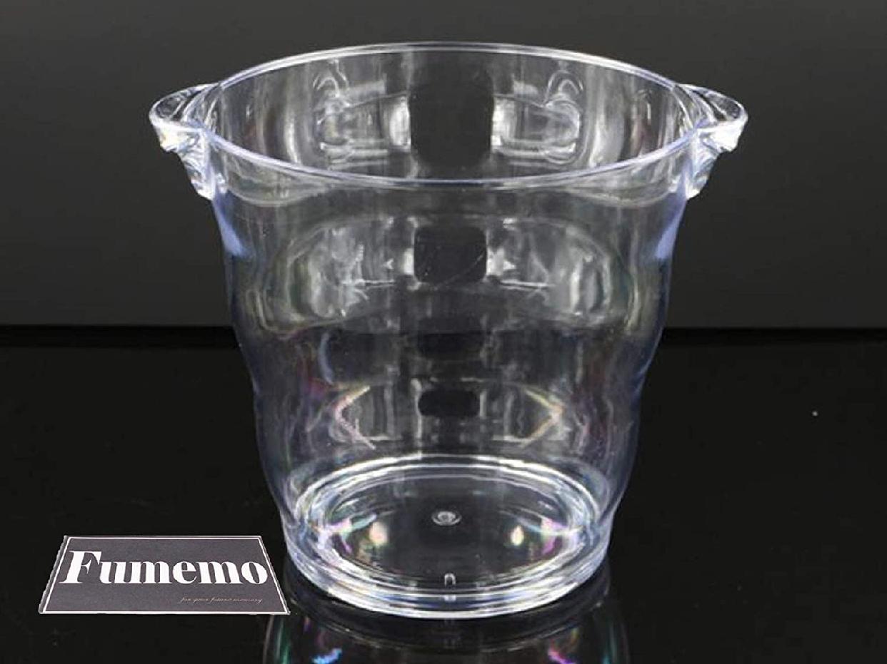 Fumemo(フメモ) ワインクーラー クリアの商品画像2