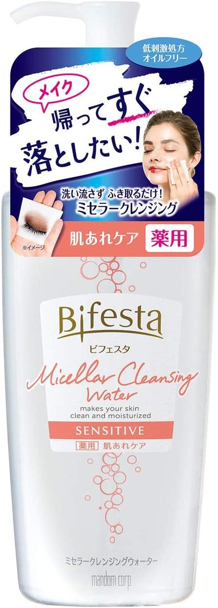 Bifesta(ビフェスタ) ミセラークレンジングウォーター センシティブ