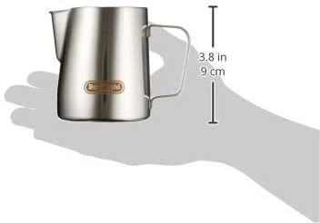 De'Longhi(デロンギ)ステンレス製 ミルクジャグ 350ml MJD350 シルバーの商品画像6