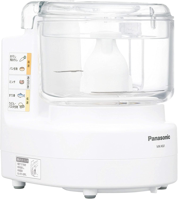Panasonic(パナソニック) フードプロセッサー MK-K61の商品画像