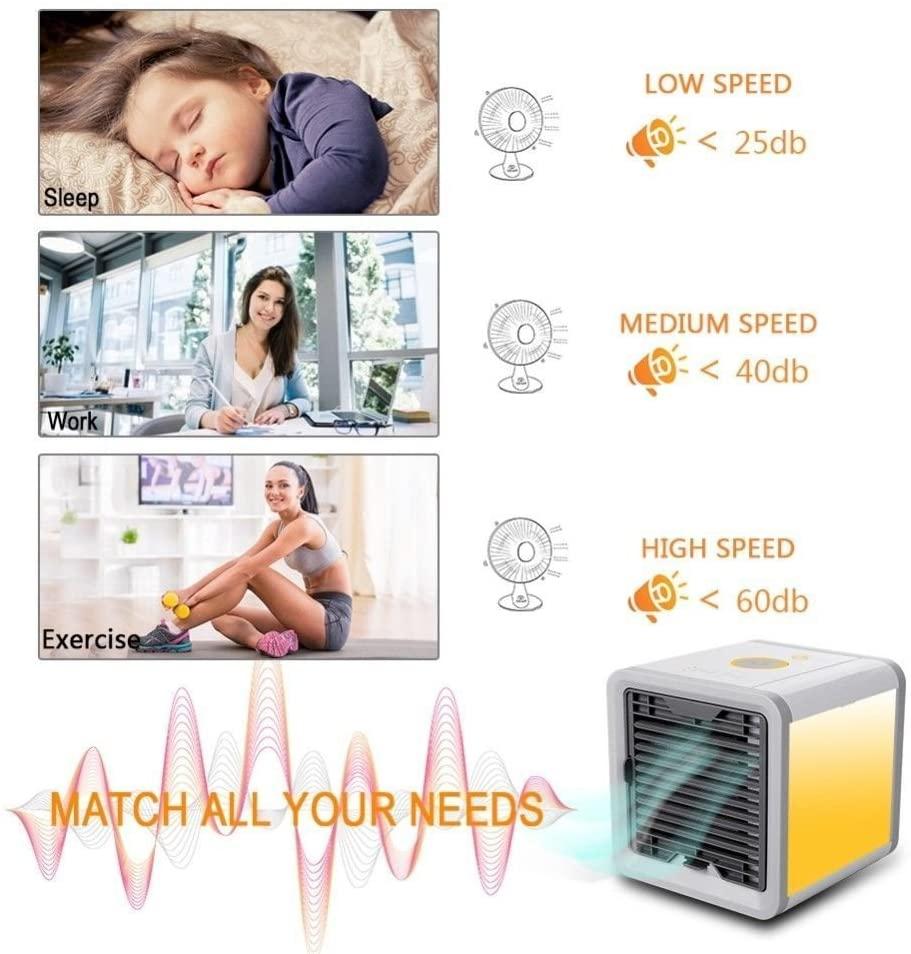 SpiritSun(スピリットファン) ミニ 冷風機の商品画像3