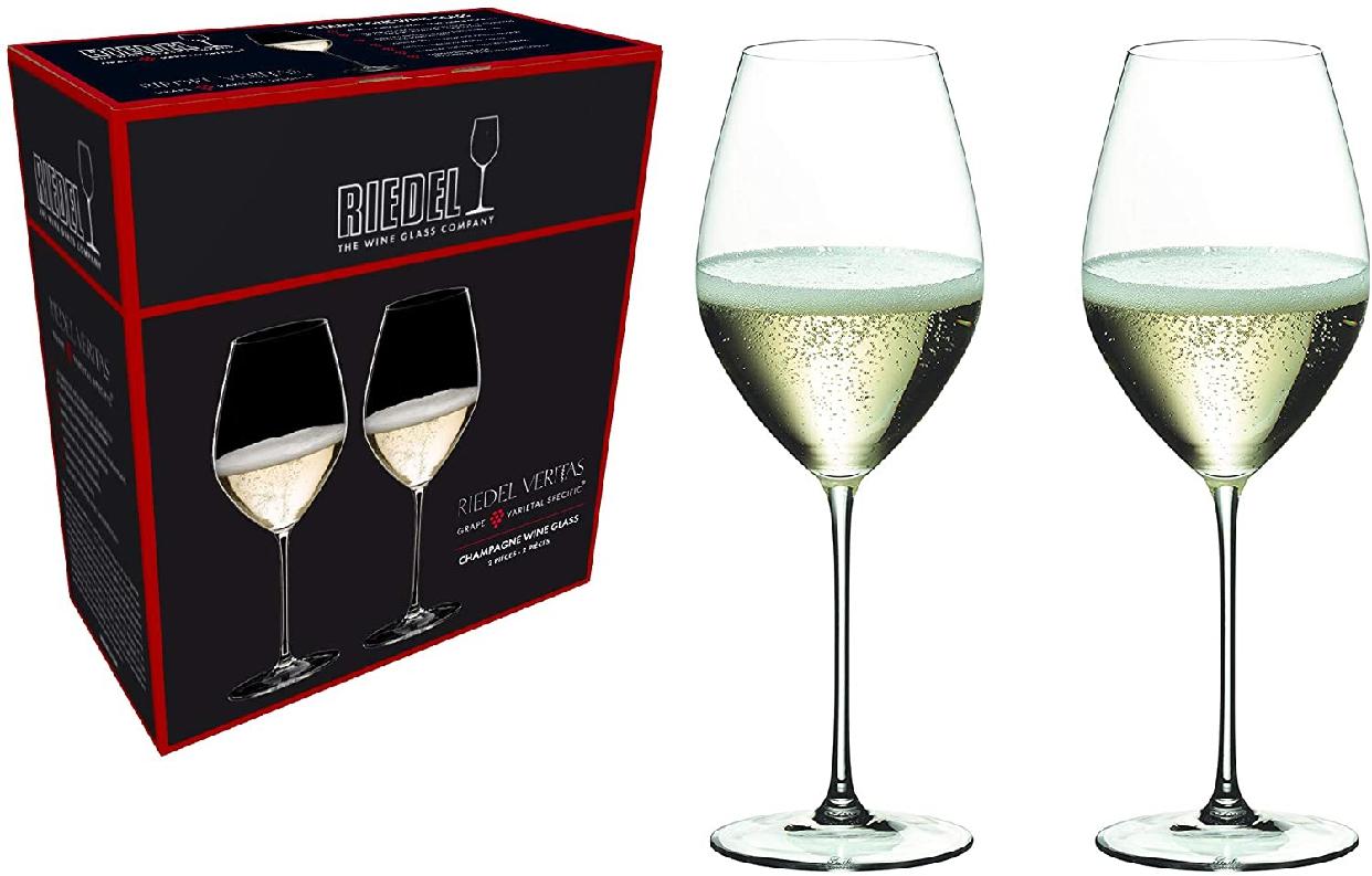 RIEDEL(リーデル) <リーデル・ヴェリタス> シャンパーニュ・ワイン・グラス(2個入)の商品画像2