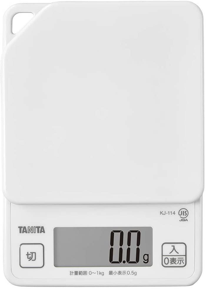 TANITA(タニタ) デジタルクッキングスケール KJ-114