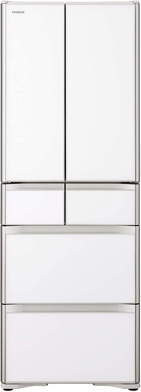 日立(HITACHI) 430L 6ドア冷蔵庫 R-XG43Kの商品画像