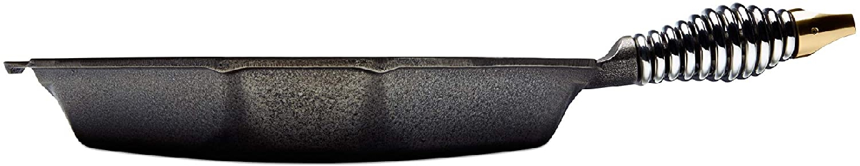 FINEX(フィネックス)キャストアイアン グリルパン(蓋無) 10インチ G10-10001の商品画像3