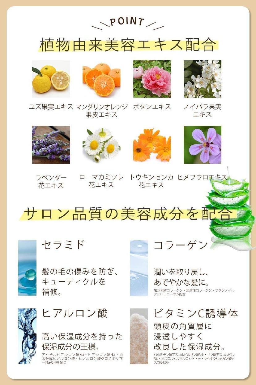 ALLNA ORGANIC(オルナ オーガニック) ヘアオイルの商品画像6