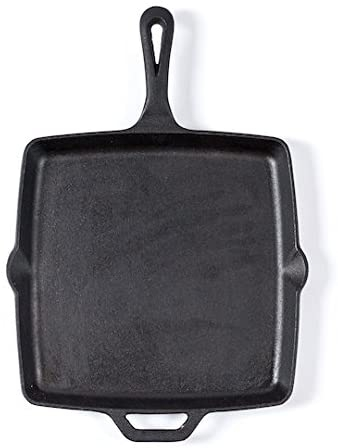 POLeR(ポーラー)CAST IRON SQUILLET スキレット Blackの商品画像2