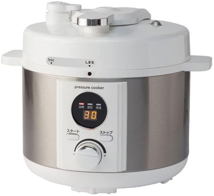 アルファックス・コイズミ電気圧力鍋 LPC-T20の商品画像