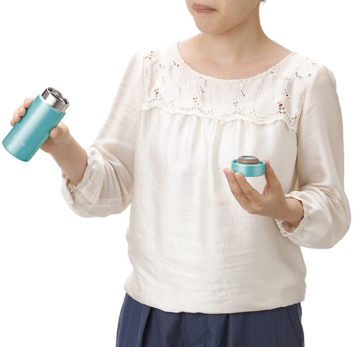 タイガー魔法瓶(たいがーまほうびん)ステンレスミニボトル MMP-J020の商品画像9