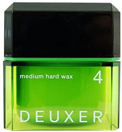 DEUXER(デューサー) ミディアムハードワックス 4の商品画像