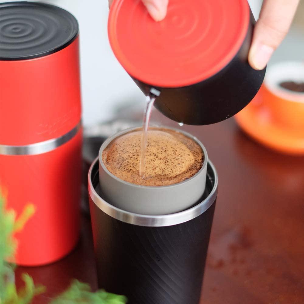 Cafflano(カフラーノ)コーヒーメーカー ハンドドリップ コーヒーミル CK-RDの商品画像5