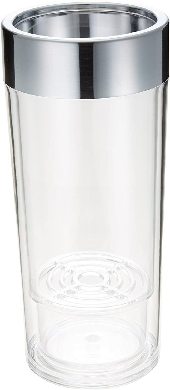 funVino(ファンビーノ) ワイン・オン・アイス 【1本用】クリア 02930の商品画像