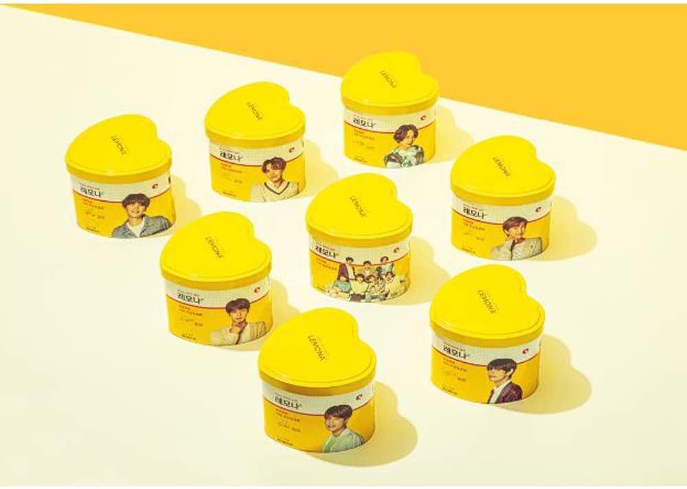 LEMONA(レモナ) LEMONAS酸 ×BTS ビタミン剤の商品画像6