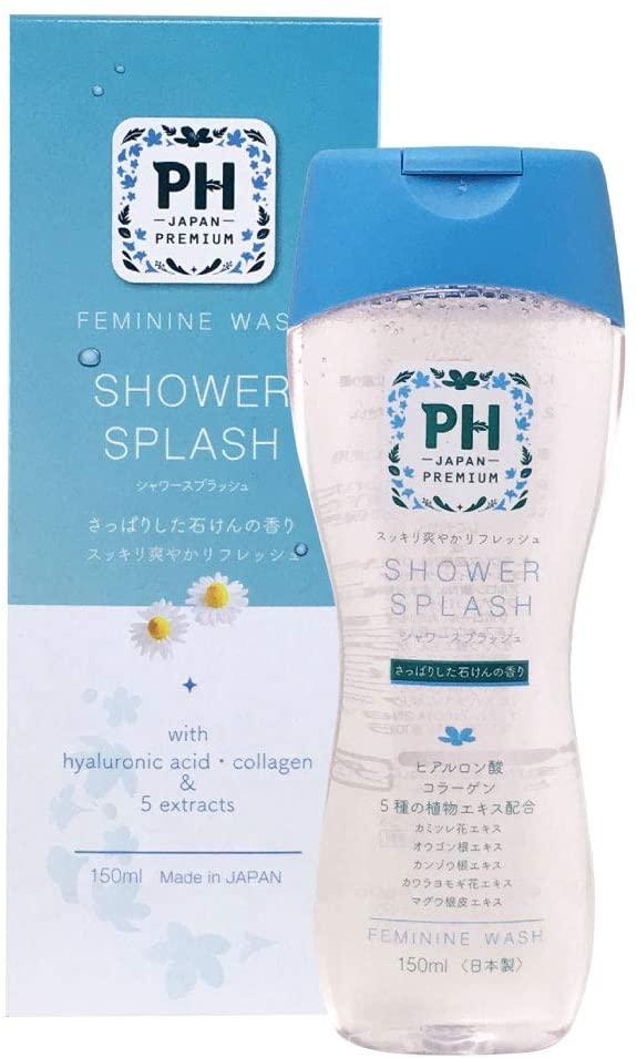 PH JAPAN(ピーエイチジャパン) フェミニンウォッシュ シャワースプラッシュ