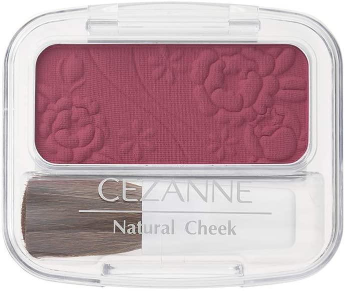 CEZANNE(セザンヌ)ナチュラル チークNの商品画像7