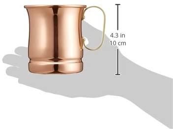 新光金属(Sinkoukinzoku) COPPER 100 ビアーマグ 285ml S-588の商品画像2