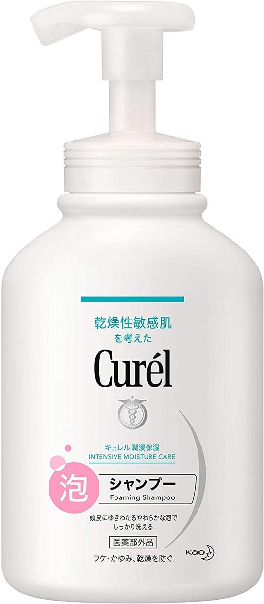 Curél(キュレル) 泡シャンプー