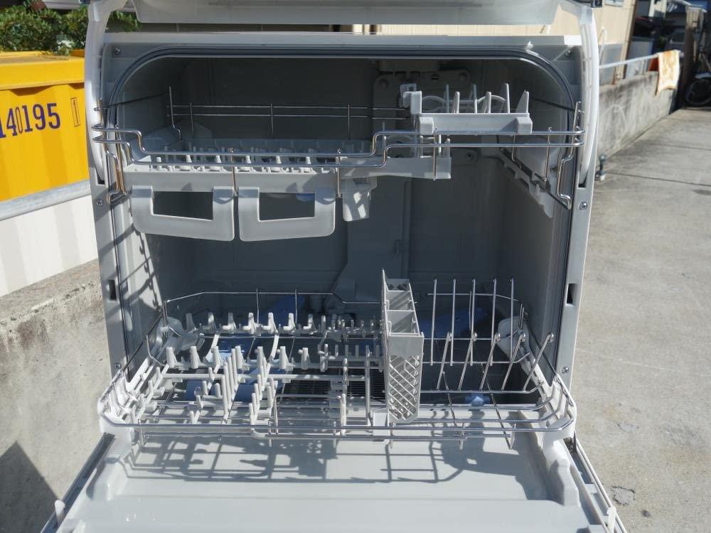 Panasonic(パナソニック) 食器洗い乾燥機 NP-TR3-W(ホワイト)の商品画像3