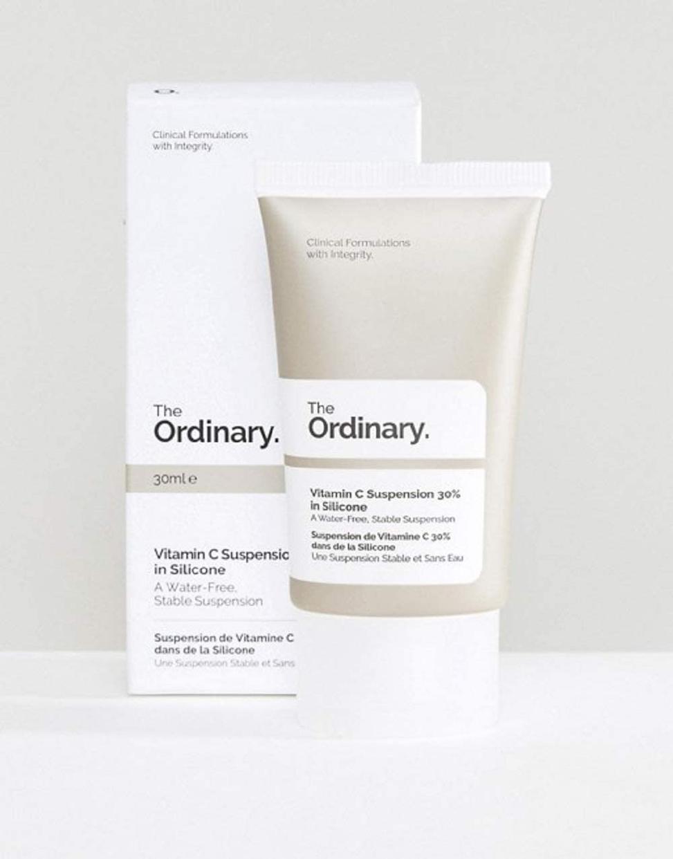 The Ordinary(ジ オーディナリー) ビタミンC サスペンションクリーム 30% シリコン