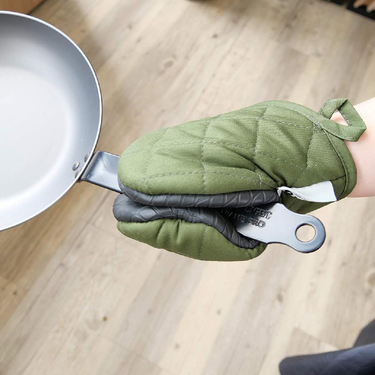 GLUTTON(グラットン)オーブン ミット A515-545DGYの商品画像5