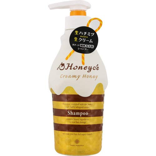 Honeyce(ハニーチェ)ハニーチェ クリーミーハニー シャンプー
